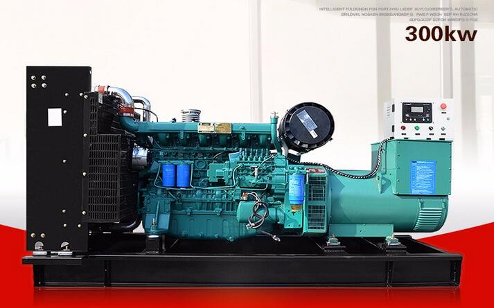 300kw上海潍柴发电机组