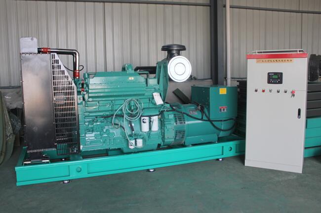 山东自动化柴油发电机