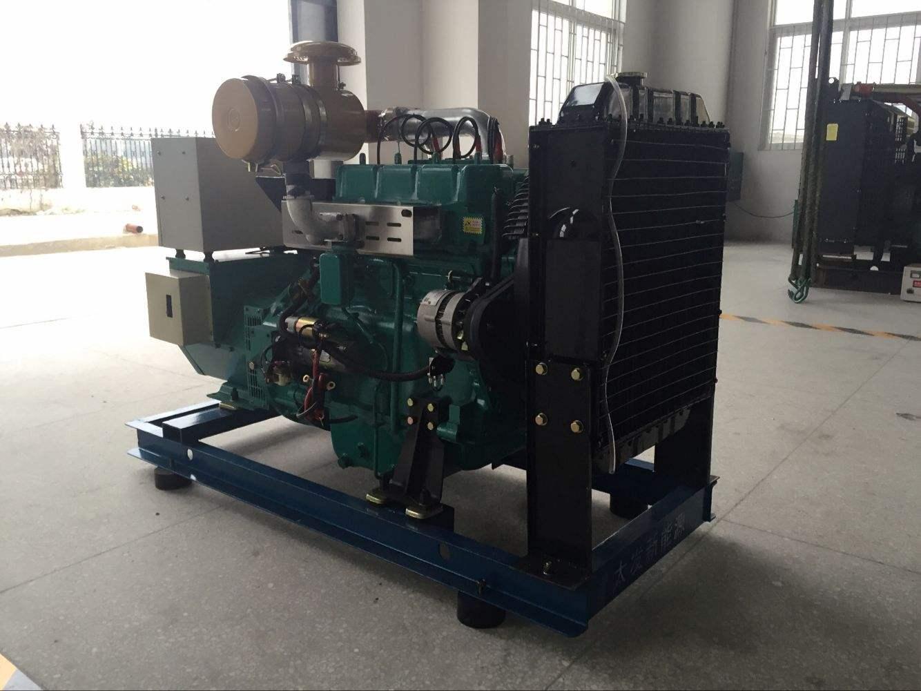 江西燃气发电机组