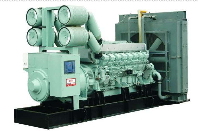 上海菱重发电机组