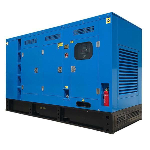 静音型玉柴动力发电机组